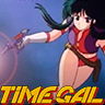 MASTERED Time Gal (Sega CD)