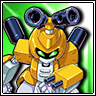 Medabots: Metabee Version (Game Boy Advance)