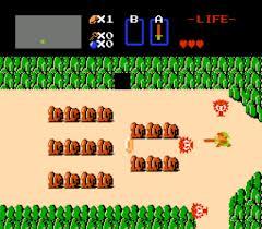 Legend of Zelda, The (NES) - RetroAchievements
