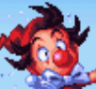 Kid Klown in Crazy Chase (SNES)