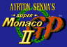 MASTERED Ayrton Senna's Super Monaco GP II (Mega Drive)