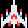Completed Galaga (NES)