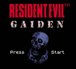Resident Evil Gaiden (Game Boy Color) - RetroAchievements