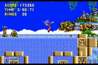 Hack~ Sonic the Hedgehog Megamix (Mega Drive) - RetroAchievements