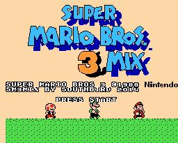 Hack~ Super Mario Bros  3Mix (NES) - RetroAchievements