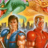 Super Double Dragon (SNES)