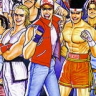 Completed Fatal Fury 2 (Mega Drive)