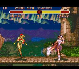 Super Street Fighter II: The New Challengers (SNES
