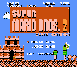Super Mario Bros 2 The Lost Levels Fds Nes Retroachievements