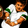 Jimmy Connors Tennis (NES)