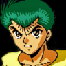 Completed Yu Yu Hakusho: Sunset Fighters  (Mega Drive)