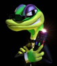 MASTERED Gex 3: Deep Pocket Gecko (Game Boy Color)