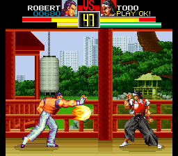 Art Of Fighting Ryuuko No Ken Snes Retroachievements