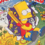 Simpsons, The - Bart vs. The World (NES)