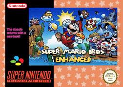 Hack~ Super Mario Bros  Enhanced (SNES) - RetroAchievements