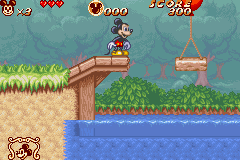 Disney's Magical Quest 2 Starring Mickey & Minnie (Game Boy