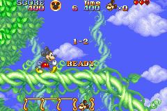 Disney's Magical Quest Starring Mickey & Minnie (Game Boy