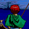 Ys I: Ancient Ys Vanished (CD) (PC Engine)