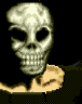 Completed Splatterhouse 2 (Mega Drive)