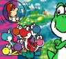 MASTERED Super Mario World 2: Yoshi's Island (U) (1.0) (SNES)