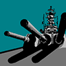 Completed Battleship (NES)