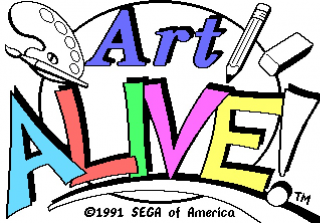 art alive sega