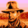 Indiana Jones and the Last Crusade (Taito) (NES)
