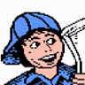Completed Paperboy (NES)