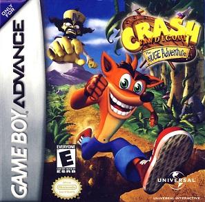 Crash Bandicoot: The Huge Adventure (Game Boy Advance