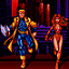 Completed Ex-Mutants (Mega Drive)