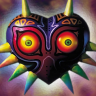 Completed Legend of Zelda, The - Majoras Mask (Nintendo 64)