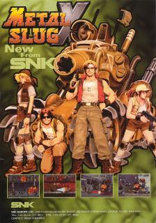 Metal Slug X: Super Vehicle-001 (Arcade) - RetroAchievements