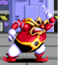 Completed Dr. Robotnik's Mean Bean Machine (Mega Drive)
