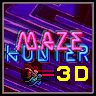 MASTERED Maze Hunter 3-D (Master System)