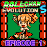 ~Hack~ Roll-chan Evolution S, Episode I - Roll-chan Claw (NES)