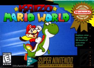 Hack~ Kaizo Mario World (SNES) - RetroAchievements
