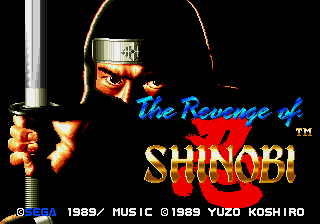 Revenge of Shinobi, The (Mega Drive) - RetroAchievements