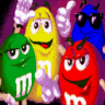 MASTERED M&Ms Minis Madness (Game Boy Color)