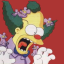 Completed Krusty's Super Fun House (Mega Drive)