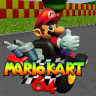 MASTERED Mario Kart 64 (Nintendo 64)