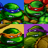 Teenage Mutant Ninja Turtles - The Hyperstone Heist (Mega Drive)
