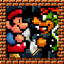 MASTERED ~Hack~ Super Mario Bros: The Early Years (SNES)