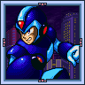 Completed Mega Man X3 (SNES)