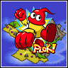 Completed Plok! (SNES)