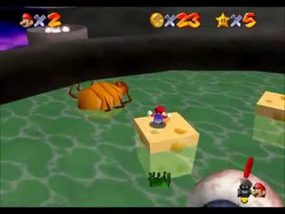 Hack~ Super Mario 64: Halloween Mayhem (Nintendo 64) - RetroAchievements