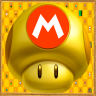 MASTERED ~Hack~ Mario Rescues the Golden Mushroom (SNES)