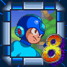 Mega Man 8 Anniversary Collectors Edition (Saturn)