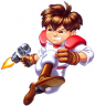 MASTERED Gunstar Heroes (Mega Drive)