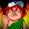 New Adventure Island (PC Engine)