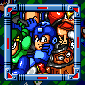 Completed Mega Man: The Wily Wars (Mega Drive)